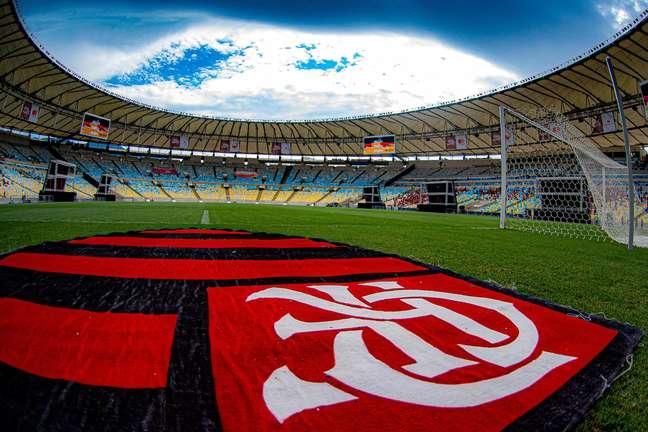 Maracanã poderá receber torcedores do Flamengo no jogo desta quarta-feira