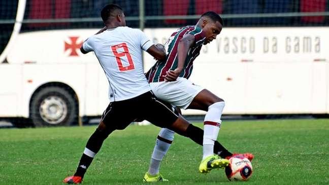 Após empate no primeiro, Fluminense venceu o Vasco no segundo jogo (Foto: Mailson Santana / Fluminense)