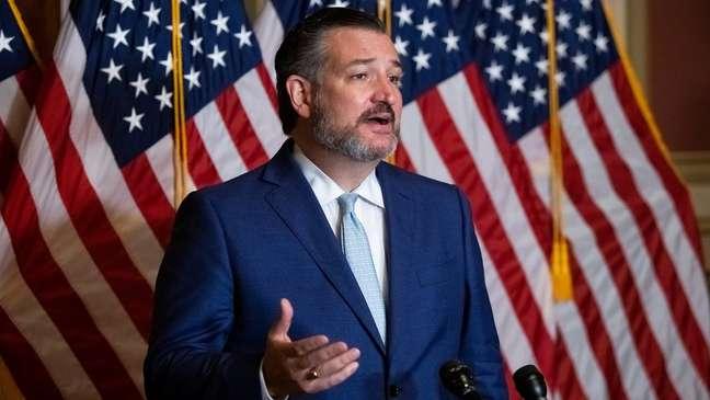 O senador americano Ted Cruz é um dos políticos que se manifestou contra o parque eólico de Sun