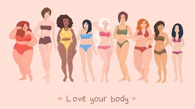 Body Positive quer dizer