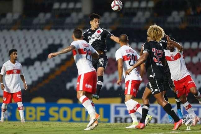 No primeiro turno, o Vasco goleou o CRB por 3 a 0 em São Januário (Fotos: Rafael Ribeiro/Vasco)