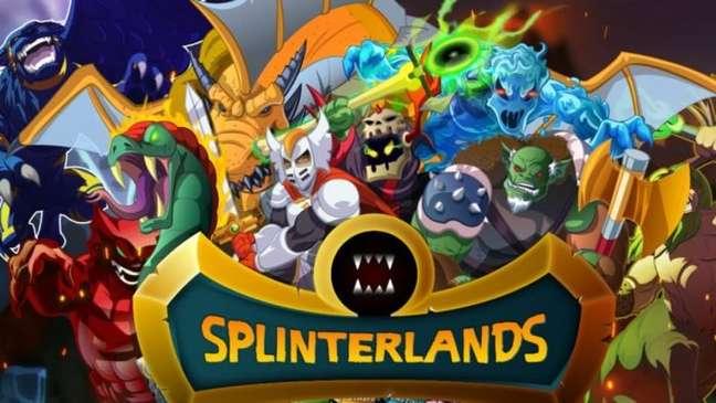 Splinterlands é um jogo play to earn