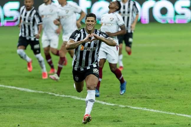 Atlético-MG vence o Flu de novo e avança na Copa do Brasil