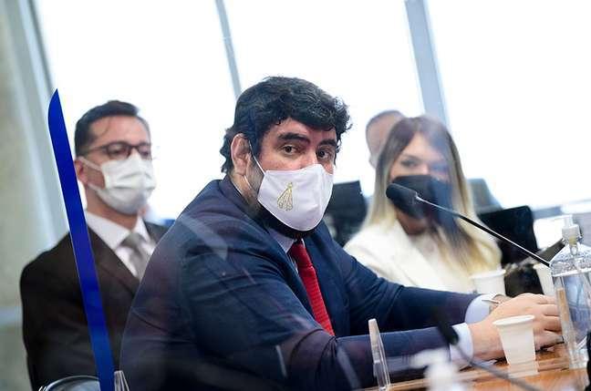 Marconny Albernaz de Faria, acusado de fazer lobby na negociação de contratos da Precisa Medicamentos