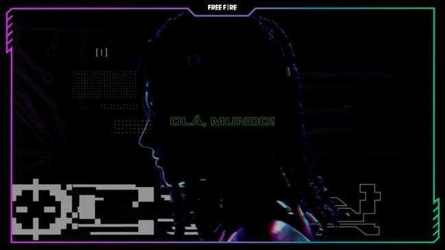 Moco, a hacker, é a nova personagem de Free Fire