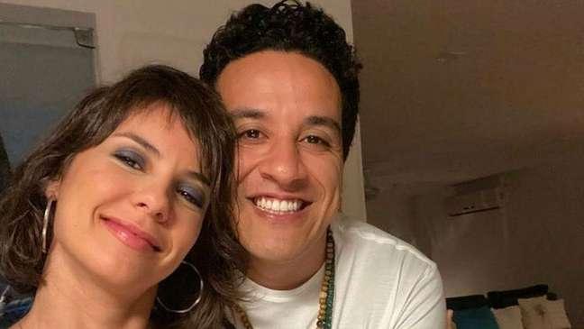 Andréia e Marco estão casados desde 2009.