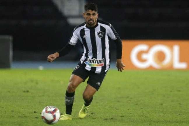 Daniel Borges em ação pelo Botafogo (Foto: Vítor Silva/Botafogo)