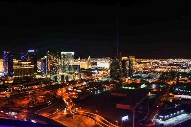 Las Vegas, capital das apostas nos Estados Unidos (Curimedia)