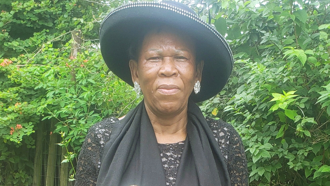 Agnes Sithole virou um símbolo de luta contra o machismo para milhares na África do Sul