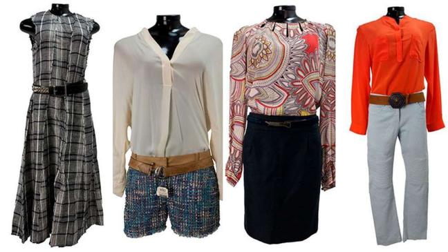 Lotes de roupas com mais de 1 peça a partir de R$ 50 (Fotos: Divulgação)