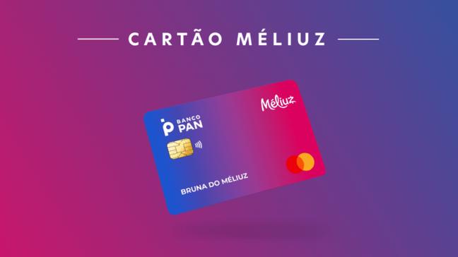 Cartão de crédito do Méliuz