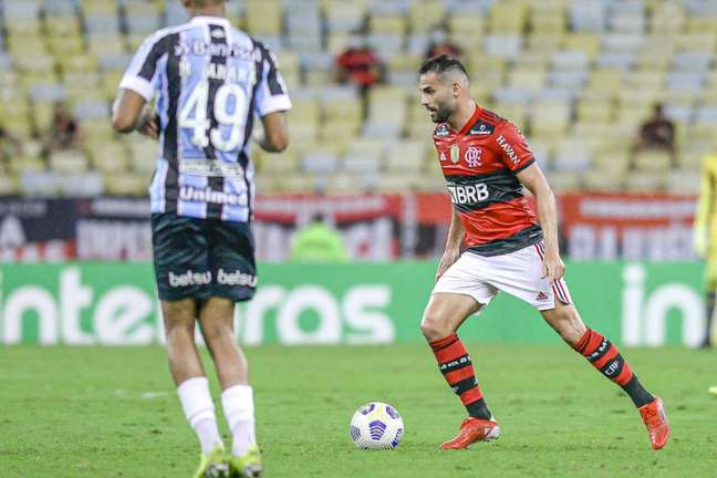 Na Copa do Brasil, Flamengo conseguiu atuar com torcida, mas não terá o apoio no Brasileirão (F:Marcelo Cortes/CRF)