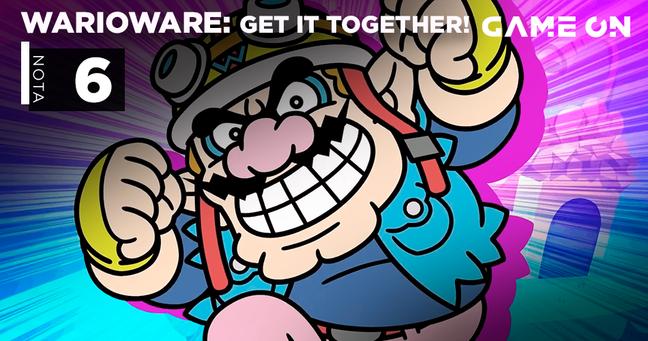 WarioWare: Get it Together - Nota 6