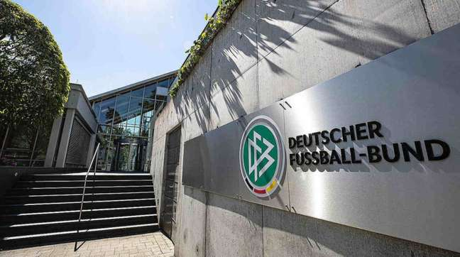 Federação Alemã de Futebol apoiou decisão da Uefa contra a realização da Copa do Mundo bienal (Foto: Divulgação)