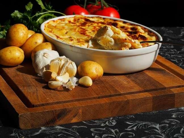 3. Dica de receita de batata gratinada no forno – Foto: Pixabay