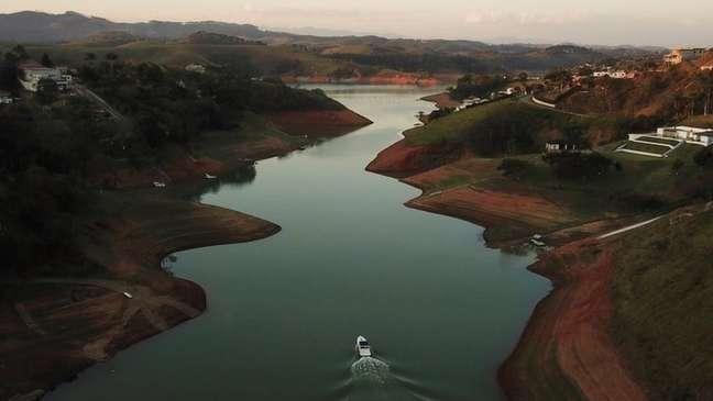 Com baixos níveis dos reservatórios das hidrelétricas, há o receio de que isso afete a geração de energia