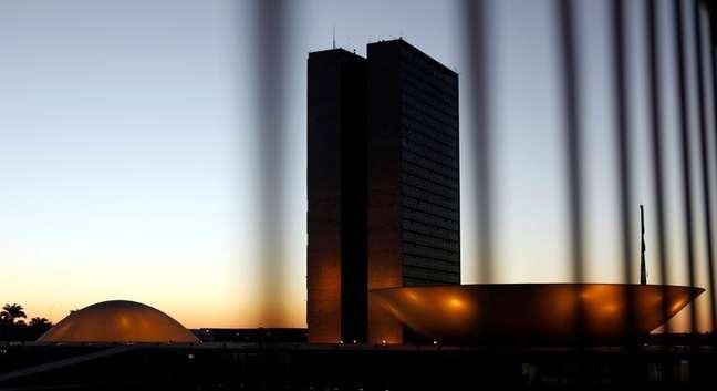 Vista do prédio do Congresso Nacional em Brasília 25/07/2017 REUTERS/Paulo Whitaker