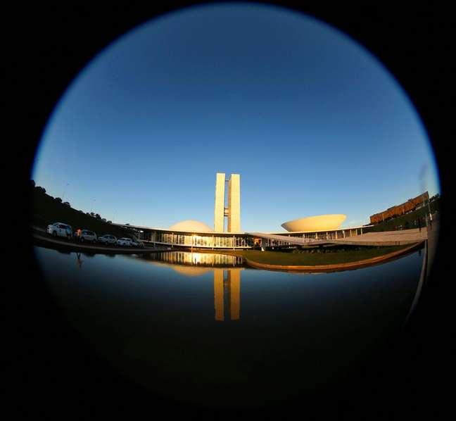 Vista do Congresso  REUTERS/Jorge Silva