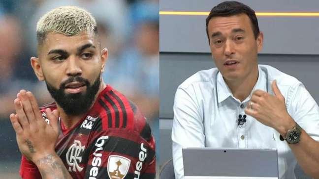 André Rizek detona suspensão de Gabigol: Apenas confirma, o futebol brasileiro é uma várzea