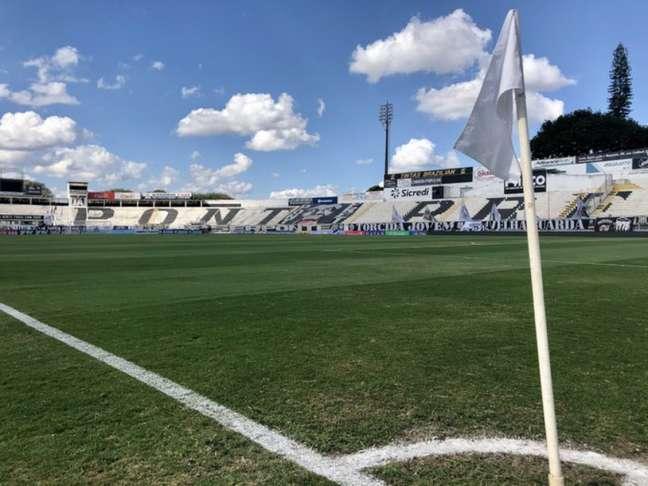 Dérbi 201 será jogado no Moisés Lucarelli (Divulgação/Ponte Preta)
