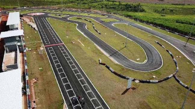 Kartódromo Speed Park, em Birigui, interior de São Paulo, receberia o Mundial de Kart em dezembro.