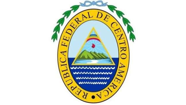Brasão da República Federal da América Central