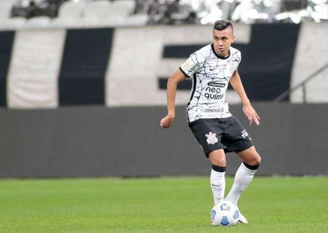 Cantillo chegou ao Corinthians em 2020 e tem 63 jogos disputados (Foto: Rodrigo Coca/Ag. Corinthians)