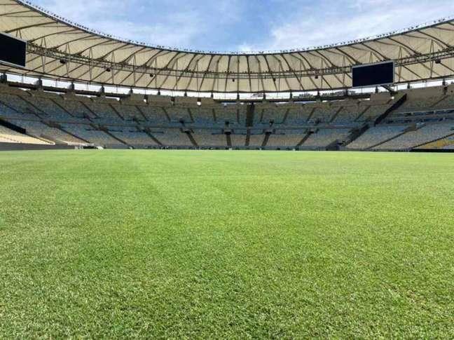 Maracanã, Nilton Santos e São Januário poderão receber torcedores a partir da próxima semana (Foto: Divulgação)
