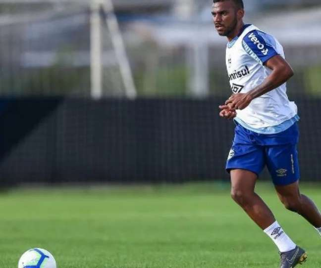 Jogador teve sérios problemas com lesões no joelho (Lucas Uebel/Grêmio)