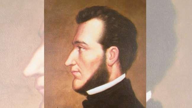 Hondurenho Francisco Morazán ficou registrado na história como a cara da República Federal da América Central
