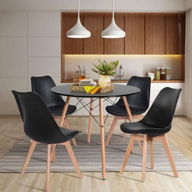 17. Mesa aemes pequena para cozinha – Foto Amazon
