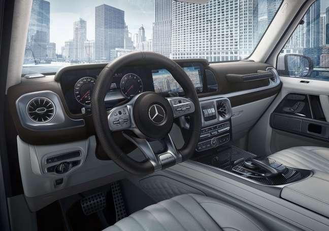 Mercedes-AMG G 63 Magno Edition.