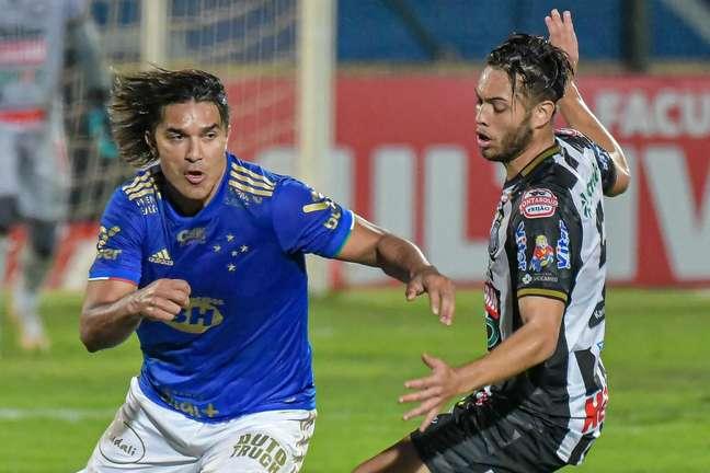Cruzeiro fica apenas no empate com o Operário pela Série B