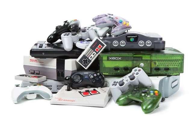 Consoles antigos