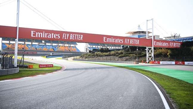 Istambul terá público no GP da Turquia em 2021