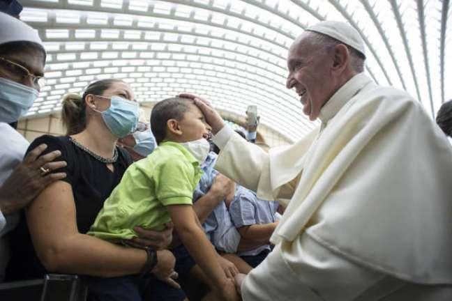 Papa afirmou que bem-estar das vítimas não seja posto de lado a favor da reputação da Igreja