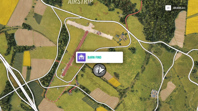 Localização do carro