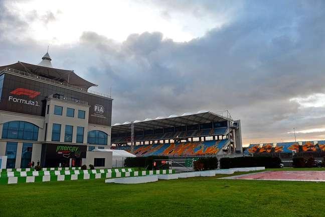 Istambul se prepara para receber a Fórmula 1 em outubro
