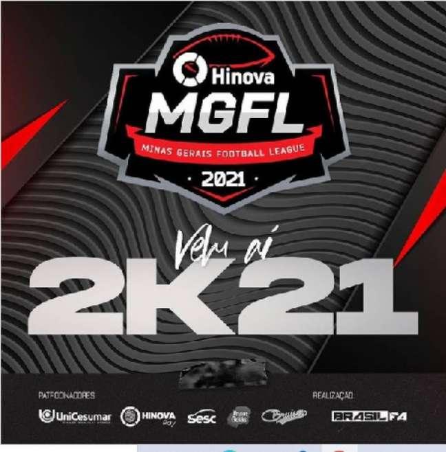 Liga MGFL Hinova  terá início em novembro e promete movimentar o FABR-(Divulgação/FABR)