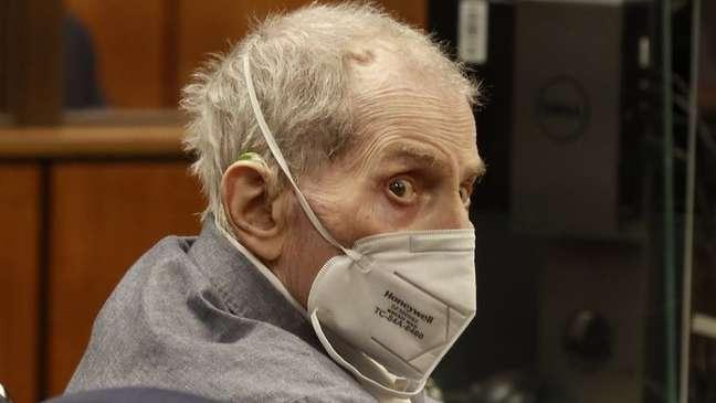 Promotores chamaram Robert Durst de 'psicopata narcisista'