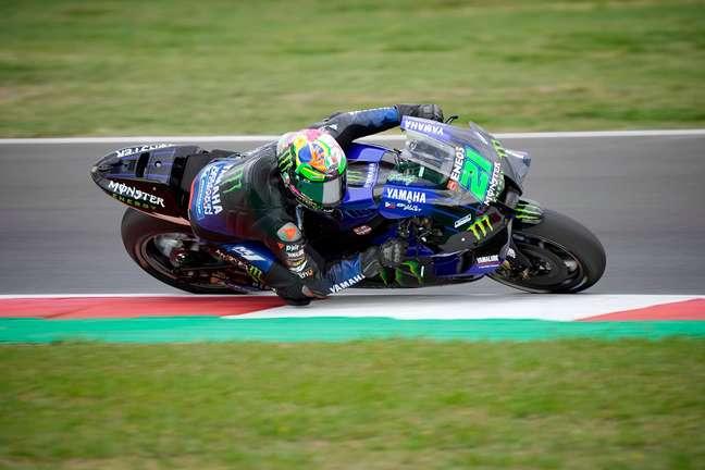 Franco Morbidelli assinou com a Yamaha até 2023