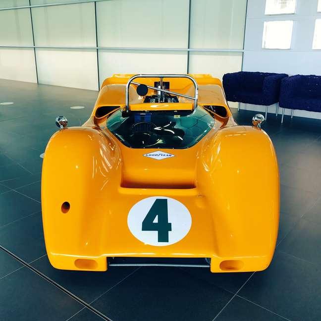 McLaren M6A do Can-Am.