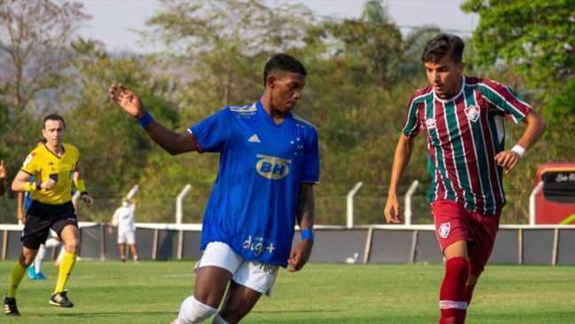Raposa está com 25 pontos no Brasileiro Sub-20 (Divulgação / Site Oficial Cruzeiro