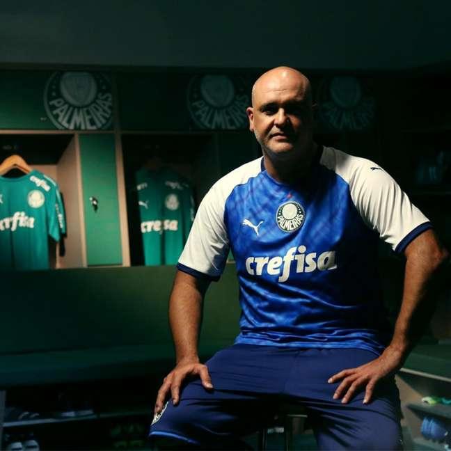 Marcos se tornou um dos maiores ídolos da história do Palmeiras Divulgação