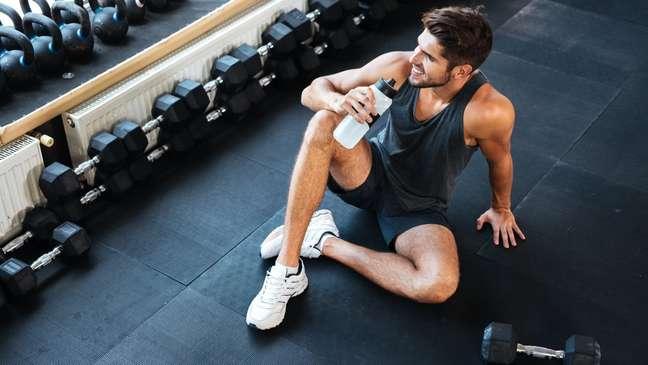Perder gordura e ganhar massa muscular