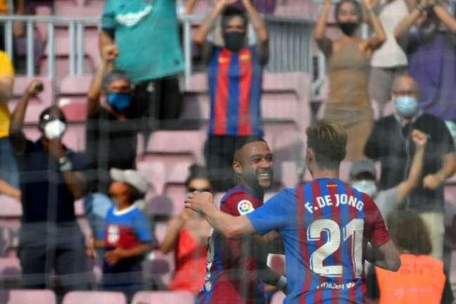 O Barça vem de derrota sobre o Bayern na Champions, mas venceu o Getafe na última rodada: 2 a 1 ( AFP)