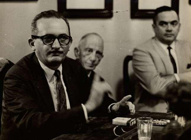Paulo Freire em retrato de 1963