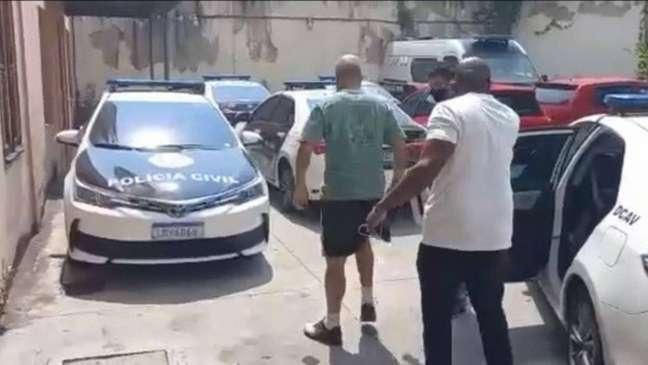 Homem suspeito de abuso sexual contra crianças é preso no Rio (Foto: Reprodução)