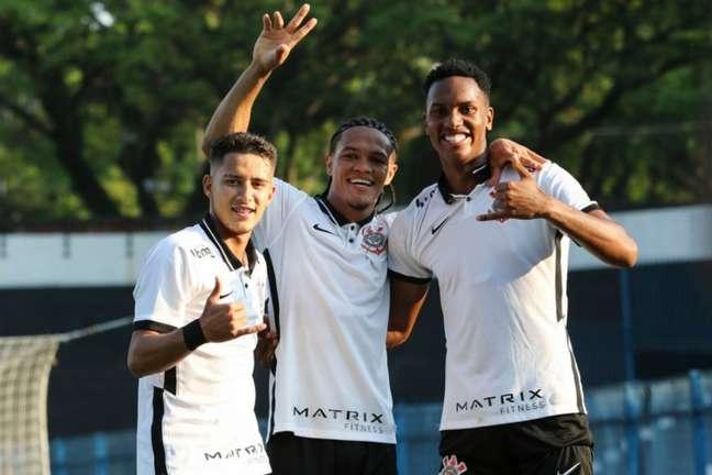 Timãozinho superou os rivais por 3 a 1 (Foto: Anderson Rodrigues)