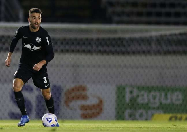Léo Ortiz é um dos destaques do Bragantino na temporada (Ari Ferreira/Red Bull Bragantino)